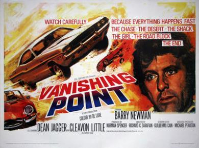 Vanishing Point (o cómo hacer saltar tu adrenalina)