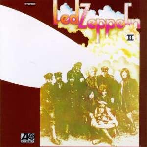 """""""Led Zeppelin II""""…Y ella consiguió volar"""