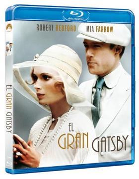 """Blu-Ray """"El gran Gatsby"""" (1974)"""
