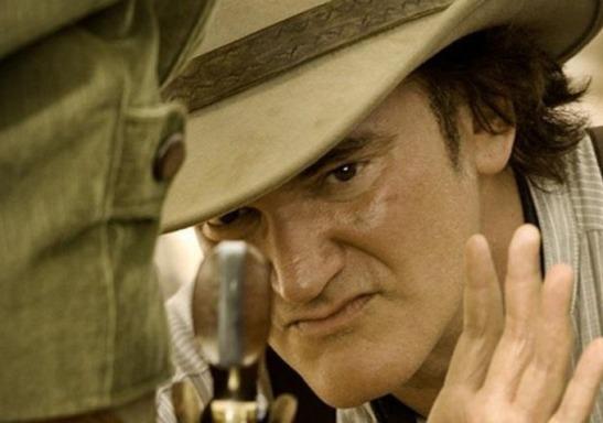 Quentin Tarantino en Django Desencadenado