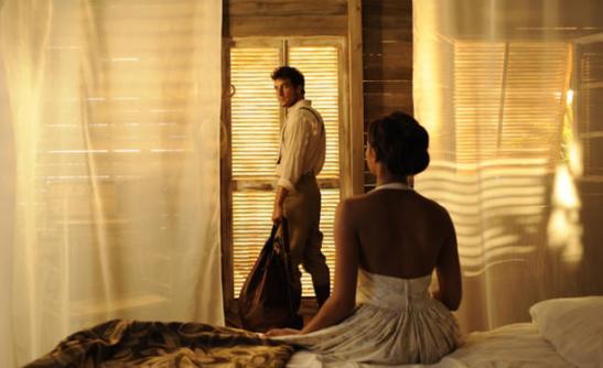 Fotograma en exclusiva de la película