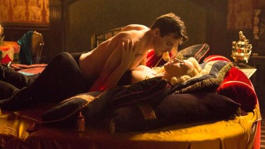Fotograma de la serie Drácula