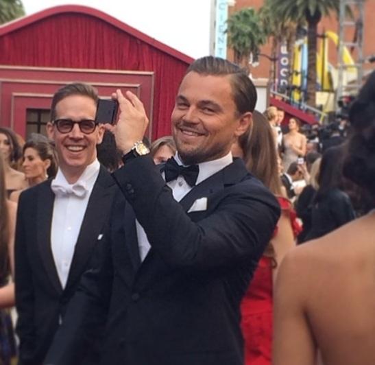 Leo DiCaprio_Oscar 2014