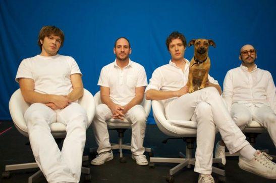 Imagen promocional de OK Go