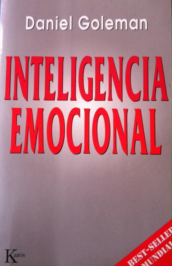 Portada libro 'Inteligencia Emocional'