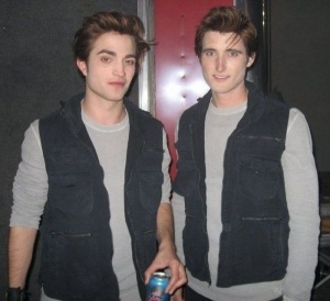 Robert Pattinson y Paul Darnell