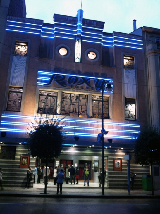 Cines Roxy Valladolid