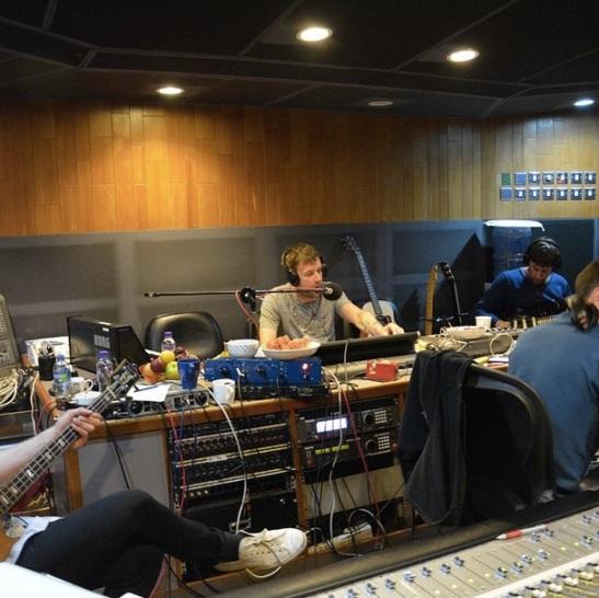blur recording