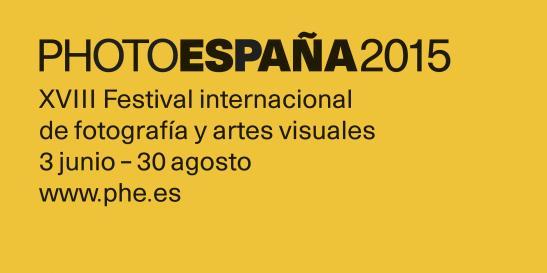 Logo PHotoEspaña 2015
