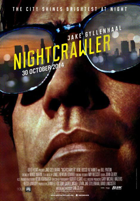 Cartel de Nightcrawler