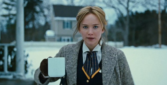 Jennifer Lawrence en Joy.